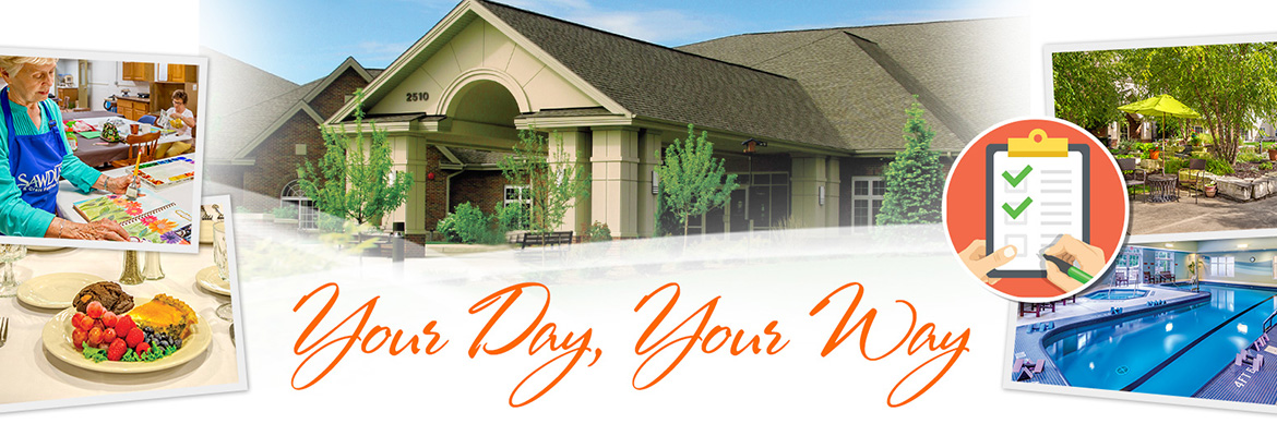 Spend Your Day, Your Way at Covenant Village of the Great Lakes